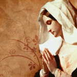 Virgin Mary Picture