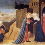 Visitation Fra Angelico Wikipaintings