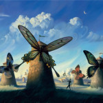 Vladimir Kush Metaphorical Surrealism Art Spirit Spider