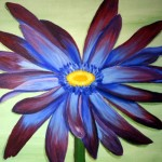 Was Inspired Paint This Flower Bouquet Gerber Daisies