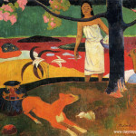 Was Painted Paul Gauguin This Painting Can Reproduced