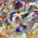 Wassily Kandinsky Wishes And Horses