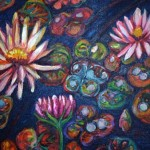 Water Lilies And All The German Expressionist Paintings