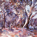 Watercolor Paintings Award Winning Artist Wayne Roberts