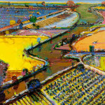 Wayne Thiebaud Some Inspirations For The New Year Painting