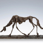 Week Swiss Sculptures And Paintings Alberto Giacometti