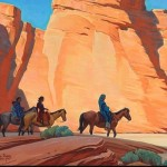 Western Art Maynard Dixon Posters And Postcards