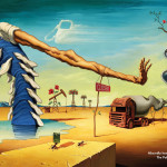 What Are Salvador Dali Most Famous Paintings