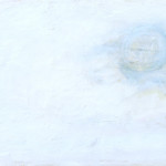 White Sky Blue Moon Selected Paintings Contemporary Art