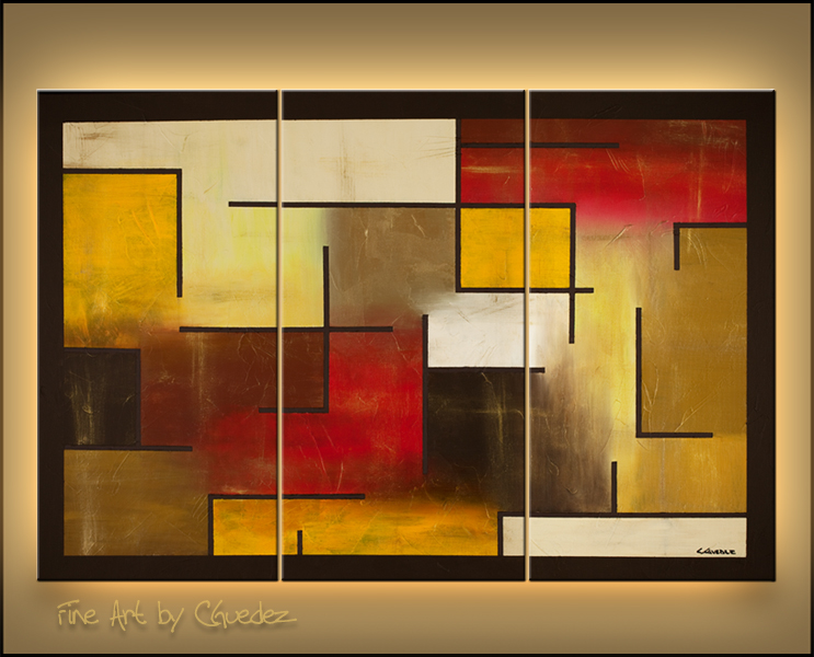 Who Figures Modern Contemporary Abstract Painting Geometricals