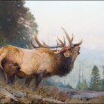 Who The Greatest Elk Artist That Ever Lived Wildlife Art Journal