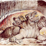 William Blake Art Gallery Age Teaching Youth Allegory The Bible