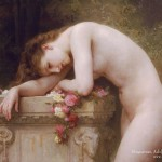 William Bouguereau Paintings Douleur Damour Wallcoo