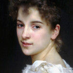 William Bouguereau Paintings Gabrielle Cot Www