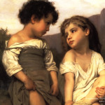 William Bouguereau Paintings Les Jeunes Baigneuses Wallcoo