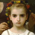 William Bouguereau Paintings Parure Des Champs Right Www