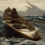 Winslow Homer The Fog Warning Google Art Project