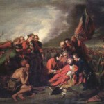 Wolfe Benjamin West Malmo Sweden Oil Painting Reproductions