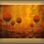 Woodland Landscape Seascape Wall Art Abstract Paintings Gallery