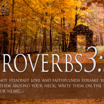 Word Filled Wednesday Proverbs