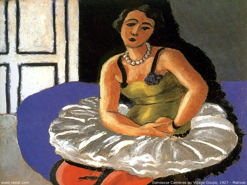 World Famous Paintings Henri Matisse