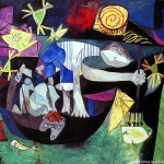 World Famous Paintings Pablo Picasso