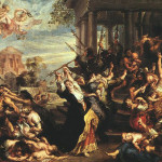 World Most Expensive Painting Slaughter The Innocents Rubens
