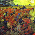 World Most Valuable Painting The Red Vineyard Van Gogh