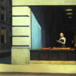 York Office Edward Hopper China Oil Painting Gallery