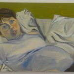 Your Last Chance See Jemima Kirke Painting Pregnant Lady