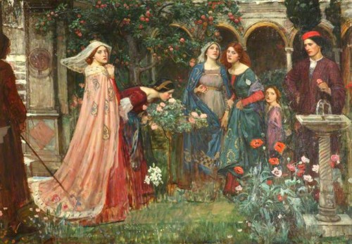 Your Paintings John William Waterhouse