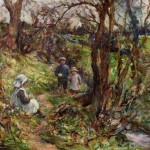 Your Paintings Rowland Henry Hill