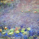 All Graphs Paintings Les Nympheas Claude Monet From Musee