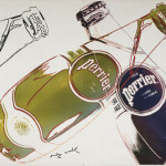 Andy Warhol Perrier