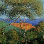Art Claude Monet Bordighera Paintings For Sale Online From