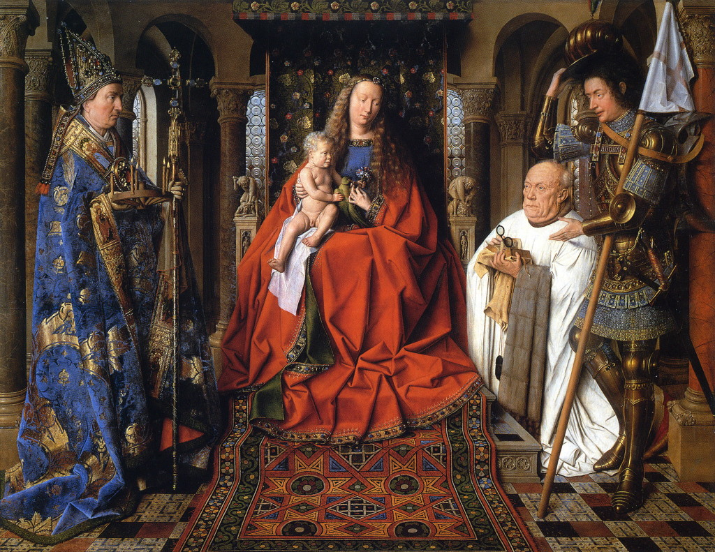 Art Europe The Northern Renaissance Van Eyck