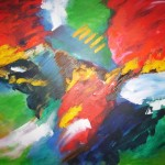 Art Large Abstract Paintings Canvas For Sale Collectibles