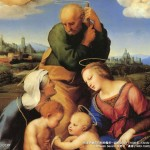 Art Paintings High Renaissance Raffaello Sanzio