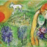 Artists Chagall Marc Art Reproduction Oil Paintings