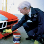 Bmw Art Car Andy Warhol Painting