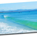 Byron Bay Beach Stretched Canvases