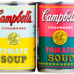 Campbells Soup Release Limited Edition Andy Warhol Can Labels