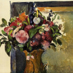 Cezanne Famous Artists Painting Hand Made Canvas Art Flowers Paintings
