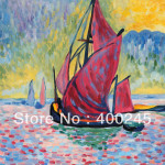Christmas Gift High Quality Modern Art Oil Painting Decorative