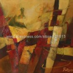 Cubist Abstract Peru Fine Art Orig Painting Novica Oil Paintings