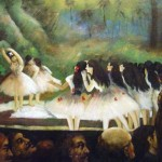 Degas Ballet The Paris Opera