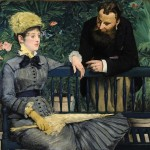 Douard Manet The Conservatory