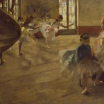 Edgar Degas The Rehearsal Image Copyright Culture And Sport