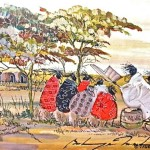 Famous African Artists Paintings