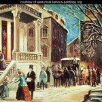 Famous Christmas Paintings